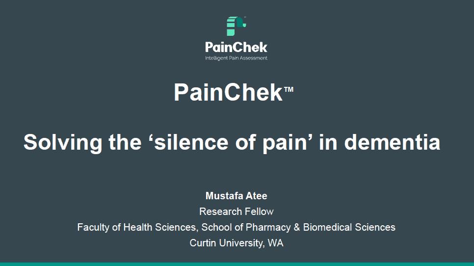 PainChekTrainingPresentation 1