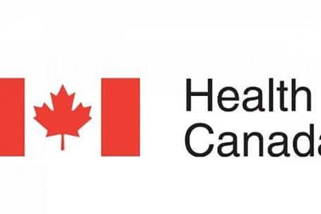 Canada Health Logo with writing Canada Health