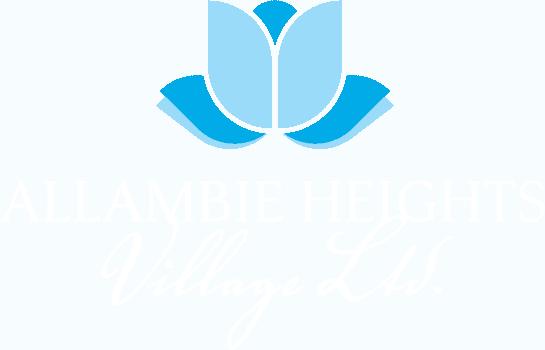 PainChek Allambie Heights Village Logo 1